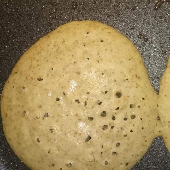 Rezept Pancake Low Carb von Krabbe1973 - Rezept der Kategorie Grundrezepte