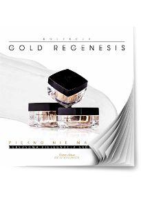 Folder przedstawiający kolekcję Gold Regenesis