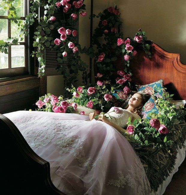 Aurora Wedding Dress - Princess - Vestido Casamento - Disney - Once Upon a Time  - Sleeping Beauty - Bela Adormecida - Maleficent - Fairy Tales - Photos by Disney Japan/Kuraudia Co