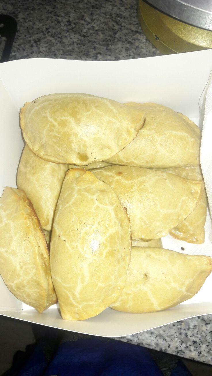 Nigeria meat pie