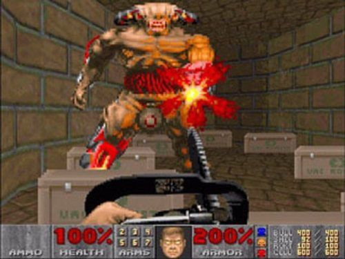 Doom 2 - Completed