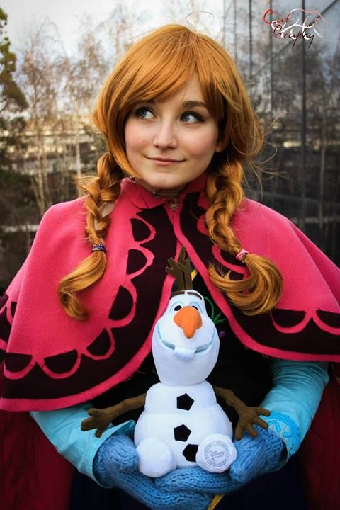 Anna Frozen Cosplay by MAJCosplay.deviantart.com on @deviantART
