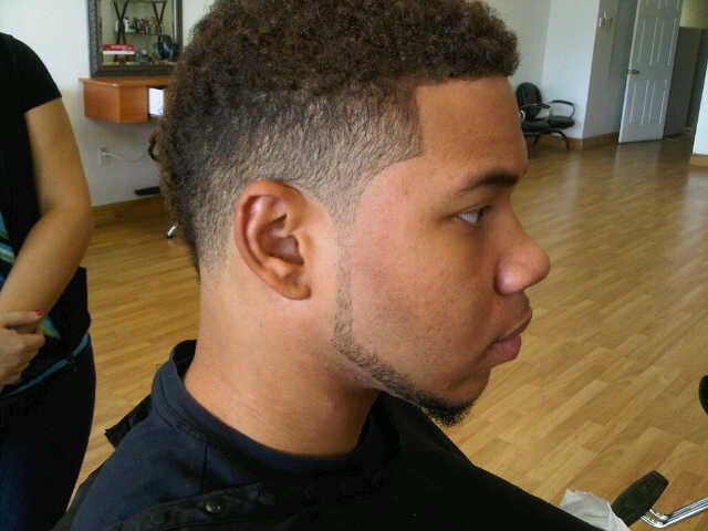 Taper Fade Mohawk   taper fade mohawkBarber Submitted Pic ByBarbers4Barbers lZ25JSwx