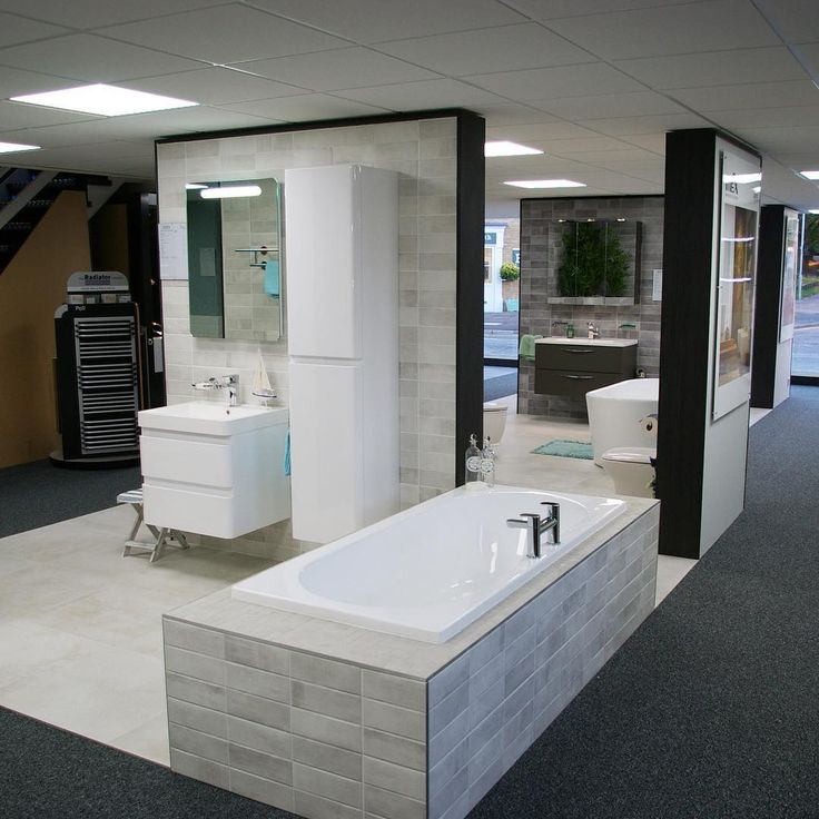 Have you visited Ware Bathrooms Centre in Hertfordshire yet? Our client's showroom displays some of our best bathroom products and it looks stunning! . #bathroom #interior #design #interiordesign #architecture #beautiful #photooftheday #love #furniture #instagram #instagood #luxury #style #home #homesweethome #designer #hotel #water #decoration #uk #madeinbritain #handmade #light #led #renovation #designer