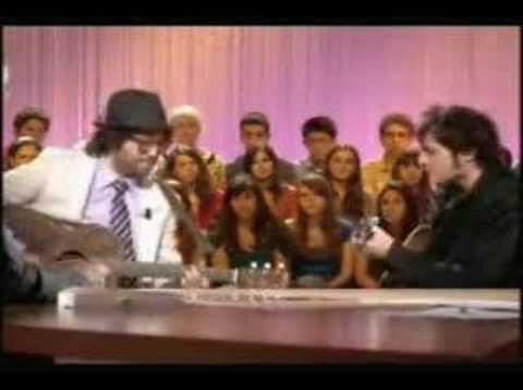 Sean Lennon et  Matthieu Chedid ~  Little Wing