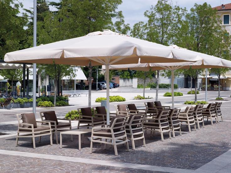 Tavolo nardi ~ New nardi clip table with net chairs balcony furniture