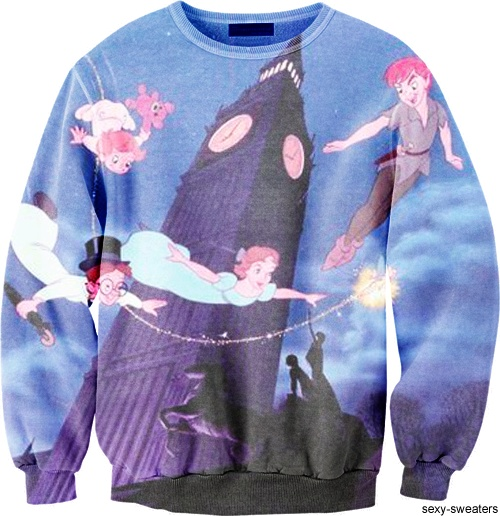 I wish I had this when I was a kid! (I think it might be an adult size but nevertheless, I think I would have enjoyed wearing it aged 9!)