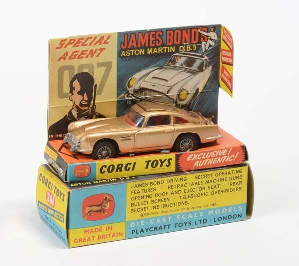 322 best Model Cars images on Pinterest | Corgi toys, Old fashioned ...