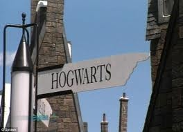 I would do just about anything to go to Howarts amusement park in Florida!