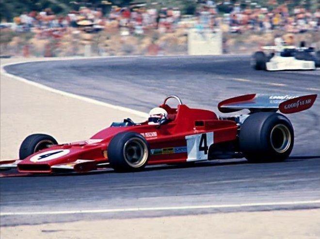 France 1973 Merzario Ferrari 312B3