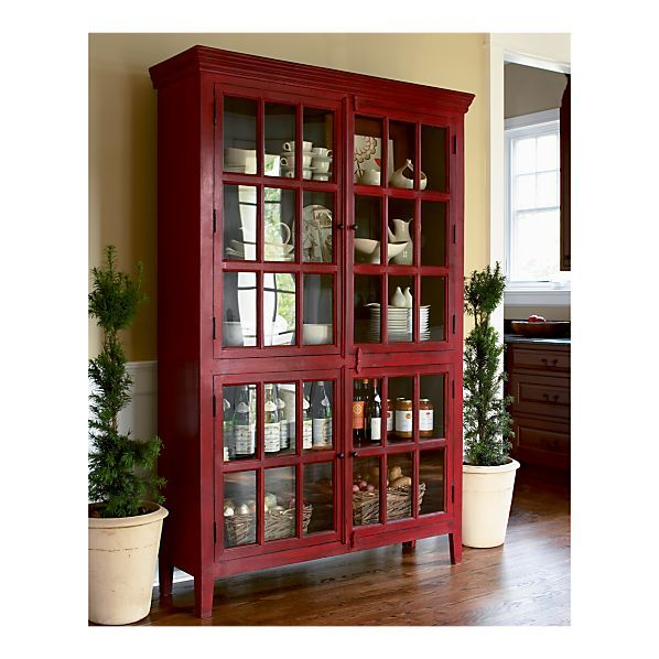 Red Kitchen Dresser: 17 Best Images About Dining Room On Pinterest