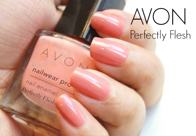 Perfectly Flesh by Avon