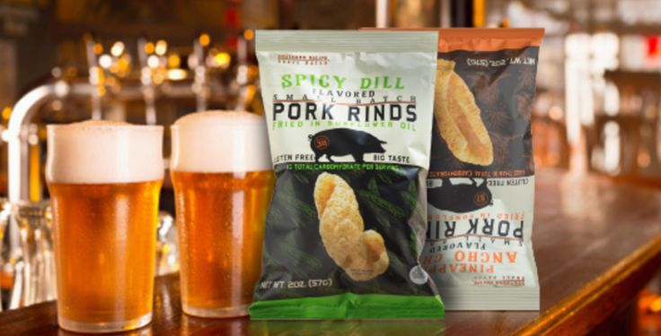 Life's too short not to enjoy good friends and #greatfood! You know we got the food (#rinds) but what about the drink? Read all about perfect pairings right here. . . . #Snacks #Protein #Foodie #CraftBeer #FitFoodies #PorkRind #PorkRinds #Fun #Delicious #Snack #Workout #PorkRindAppreciationMonth #GridironGroovin #Touchdown #Contest #Win #Football #SuperBowl #BigGame