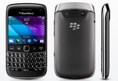 Blackberry Bold 9790 - Oh well, fate has brought me to a blackberry again ;)