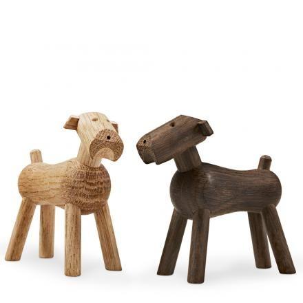 Kay Bojesen - Holzhund Tim