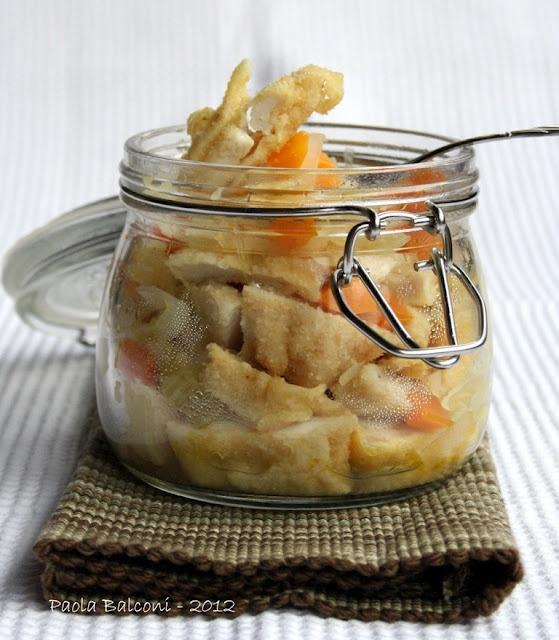 La cucina piccoLINA: Pollo in carpione