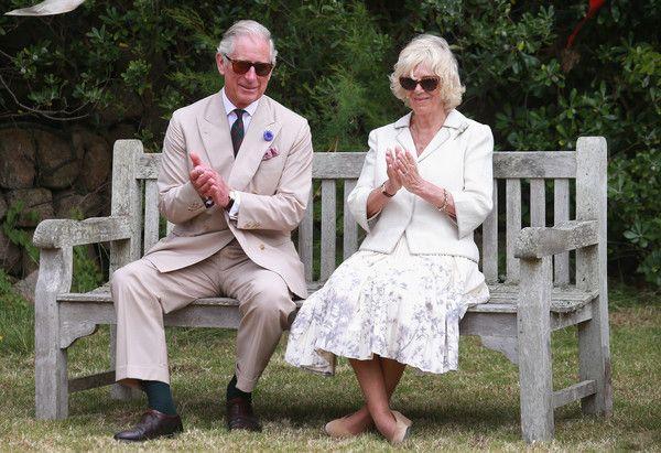 Camilla Parker Bowles Photos - The Duke and Duchess of Cornwall Visits Cornwall - Day 2 - Zimbio