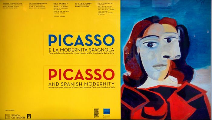 Exhibition: Picasso and the Spanish modernity at Palazzo Strozzi