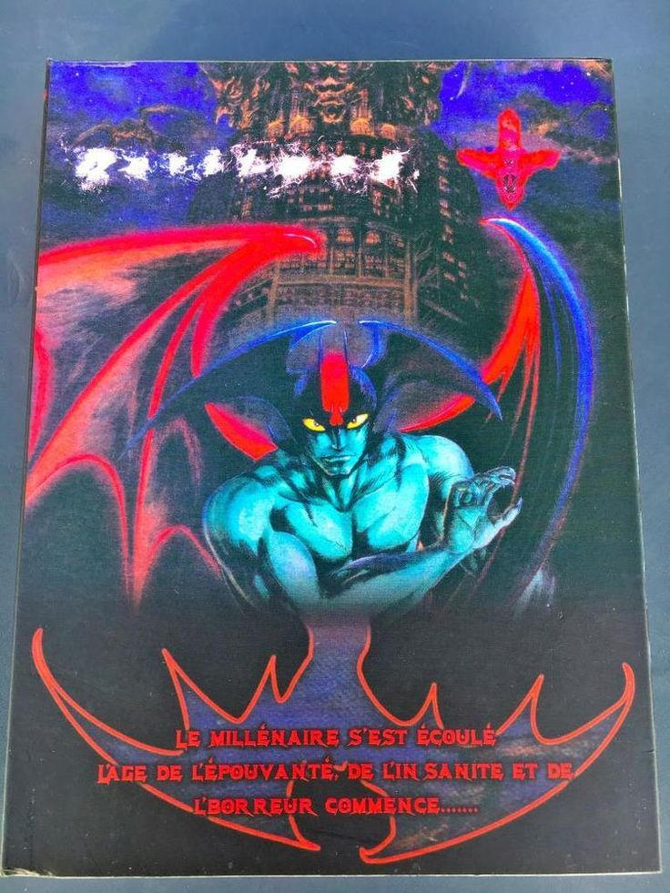 Anime japanese originaldevilman the milleraire is sold