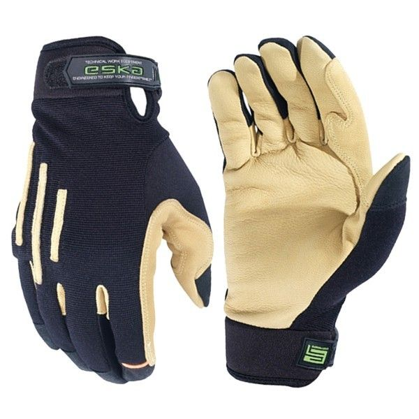 - Eska Lederhandschuhe wasserabweisend - GenXtreme - #leder #handschuhe #wasserabweisend #reisfest #robust #eska #professional #genxtreme #workwear #outdoor