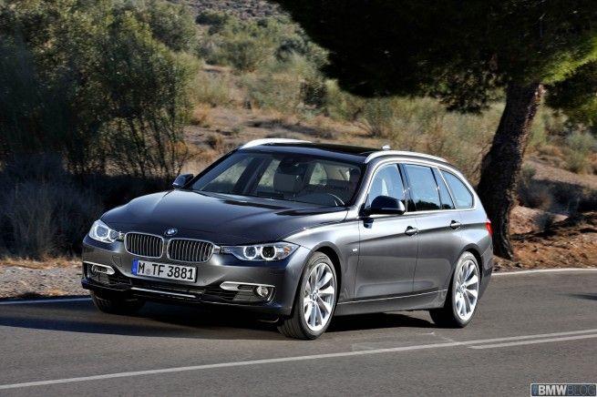 new BMW 3 Series Sports Wagon