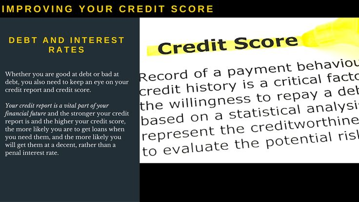 Your credit report is a vital part of your financial future and the stronger your credit report is and the higher your credit score, the more likely you are to get loans when you need them, and the more likely you will get them at a decent, rather than a penal interest rate. Read my #GemOfTheDay on the importance of knowing your #creditscore #wealth #money #debt #finance #future #goals #financialfreedom