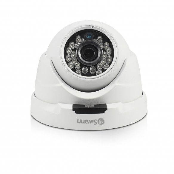 NVR8-7400 8 Channel 4MP Network Video Recorder & 4 x NHD-819 Dome 4MP Cameras - DVRs, NVRs & Kits