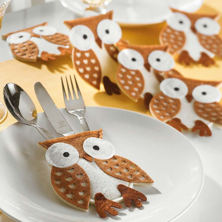 owl sliverware holders - Yahoo Image Search Results