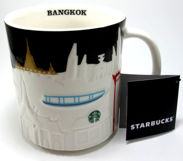 NEW Collection 2015 from Starbucks Thailand. In our experience, mug can be easily broken under the vibration on shipping but we ensure that…