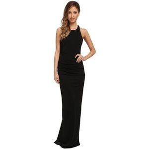 Nicole Miller Matte Jersey Dress Women's Dress