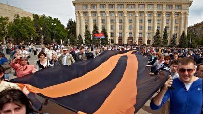 LA VOZ DE SAN JOAQUIN: La región Járkov tambien celebrará referéndum para...