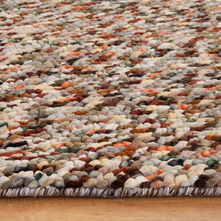 Jelly Bean Throw Rugs: Jelly Beans Rug, Russet Online At JohnLewis.com