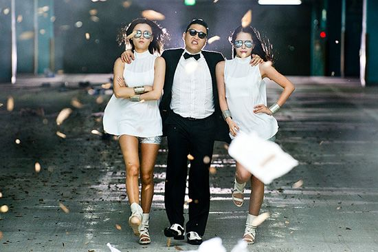 "Guinness World Records acknowledge Psy's ""Gangnam Style"" MV as the 'Most Liked YouTube Video'"