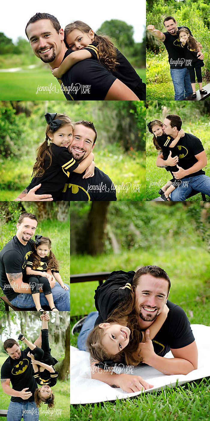 Daddy & Me | Jennifer Lingley Photography