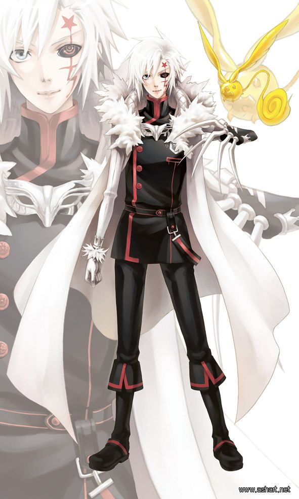 D Gray Man Anime Characters : Best images about d gray man on pinterest chibi