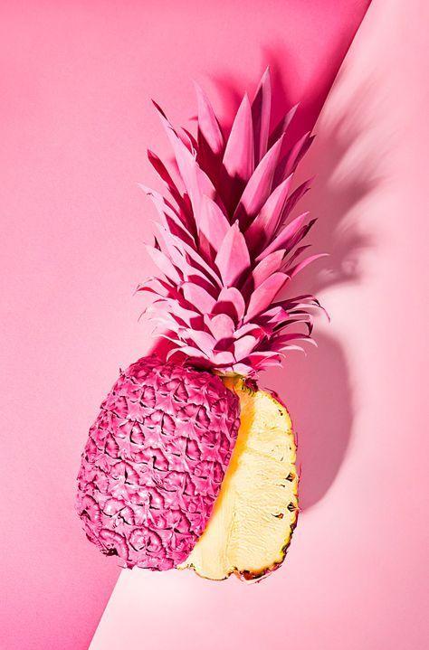 Westwing DIY Pineapple Pink Pink ...
