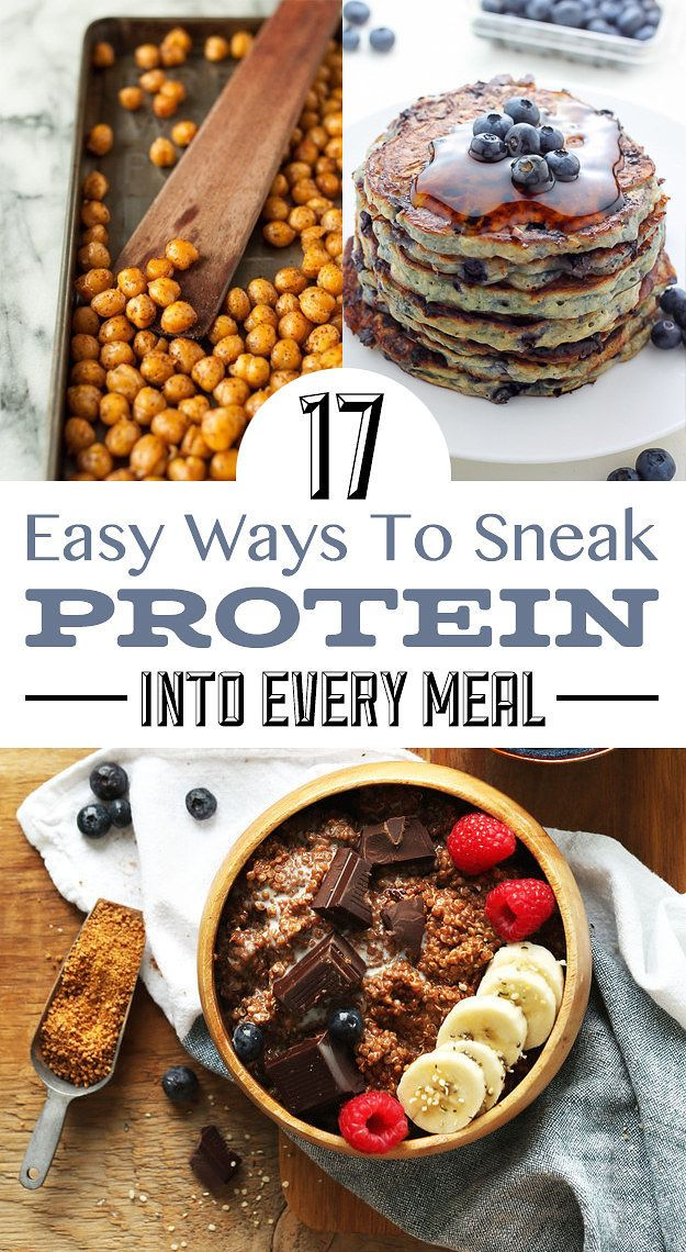 273 best awesome buzzfeed food lists images on pinterest buzzfeed 17 totally easy ways to sneak protein into every meal buzzfeed foodhealthy mealshealthy recipeshealthy forumfinder Choice Image