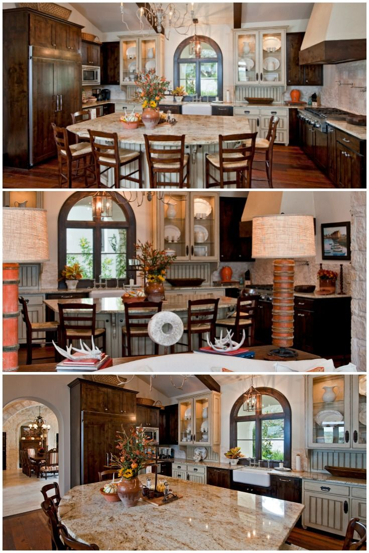 27 best amazing kitchens images on pinterest kitchen for Santa barbara kitchens