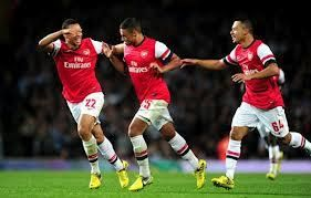 Arsenal - Coventry 4-0