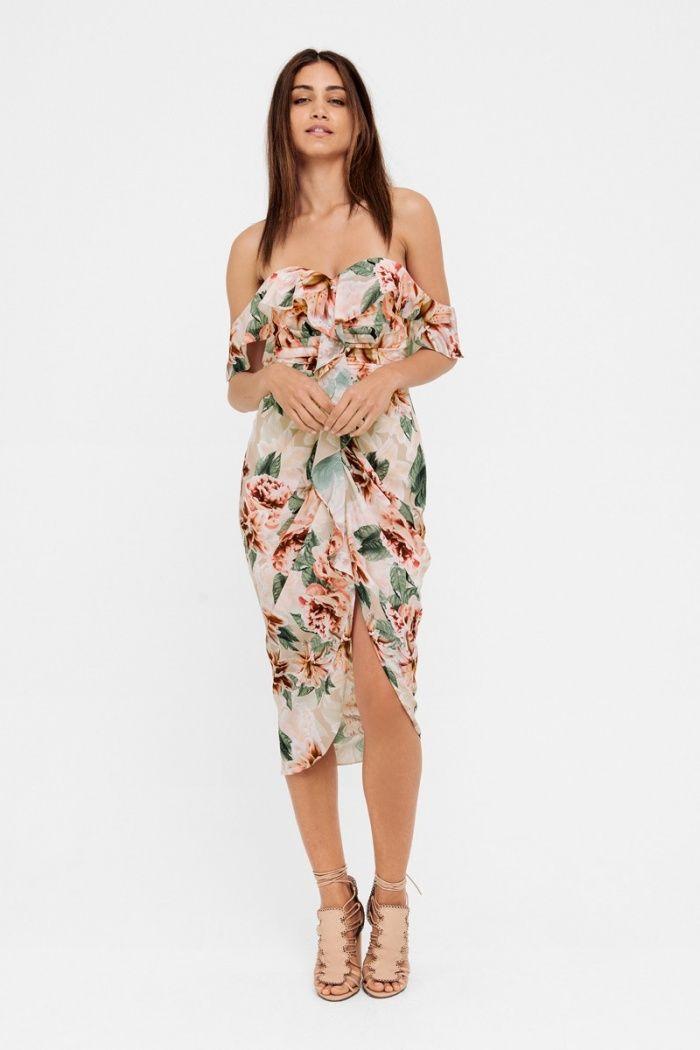 7173447e8884 Maui Tropics Dress