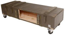Flatscreen-TV-Meubel LANG Groen Origineel