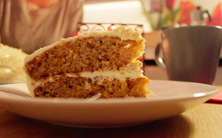 Amazing Carrot Cake! This recipe is the tastiest ever, must try it!!