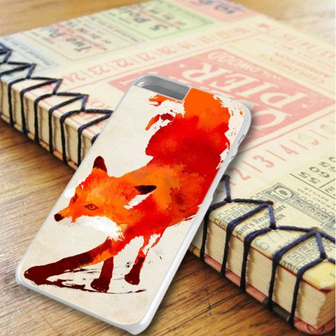 Abstract Painting Fox iPhone 6 Plus|iPhone 6S Plus Case