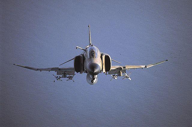 Israeli Air Force Phantom