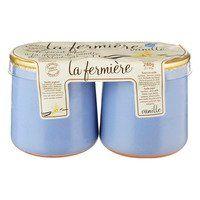 Bestel gemakkelijk je La Fermière Vanille yoghurt (2 x 140 gr)  online bij Albert Heijn. Al je boodschappen thuisbezorgd of ophalen.