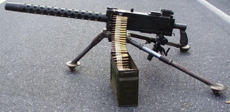 M1919 Browning machine gun  Wikipedia