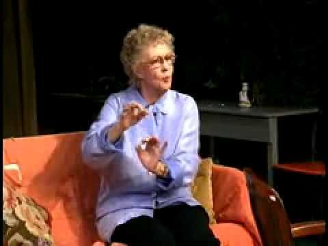 """Master Class with Legendary Acting Teacher Uta Hagen :: I believe this is what the Bible means when it says """"There is nothing new under the sun."""""""
