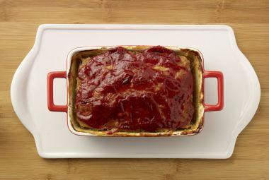 Best Ever Turkey Meatloaf | #JennieO #SwitchToTurkey
