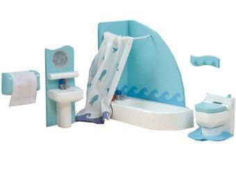 smaakvolle badkamer Le Toy Van   kinderen-shop Kleine Zebra