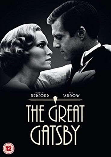The Great Gatsby (dvd, 2013) free post uk
